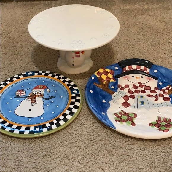 World Bazaars Other - Bundle of Christmas Entertaining Pieces